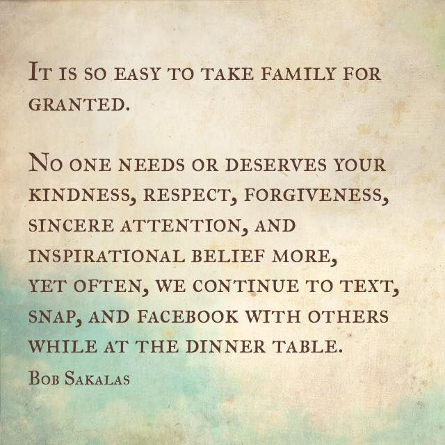 dont-take-family-for-granted-quote